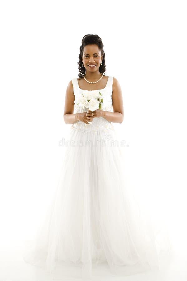 portret ślubnych zdjęcie stock