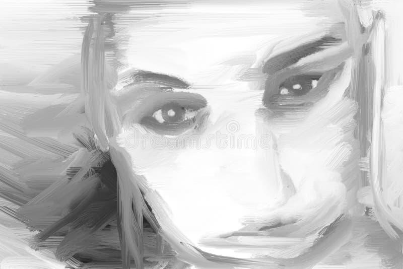 portret lizenzfreies stockfoto