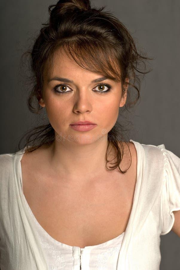 Portret stock fotografie