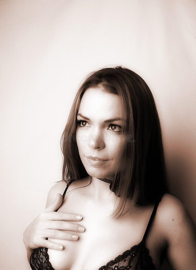 Download Portret obraz stock. Obraz złożonej z dziewczyna, ciało - 40043