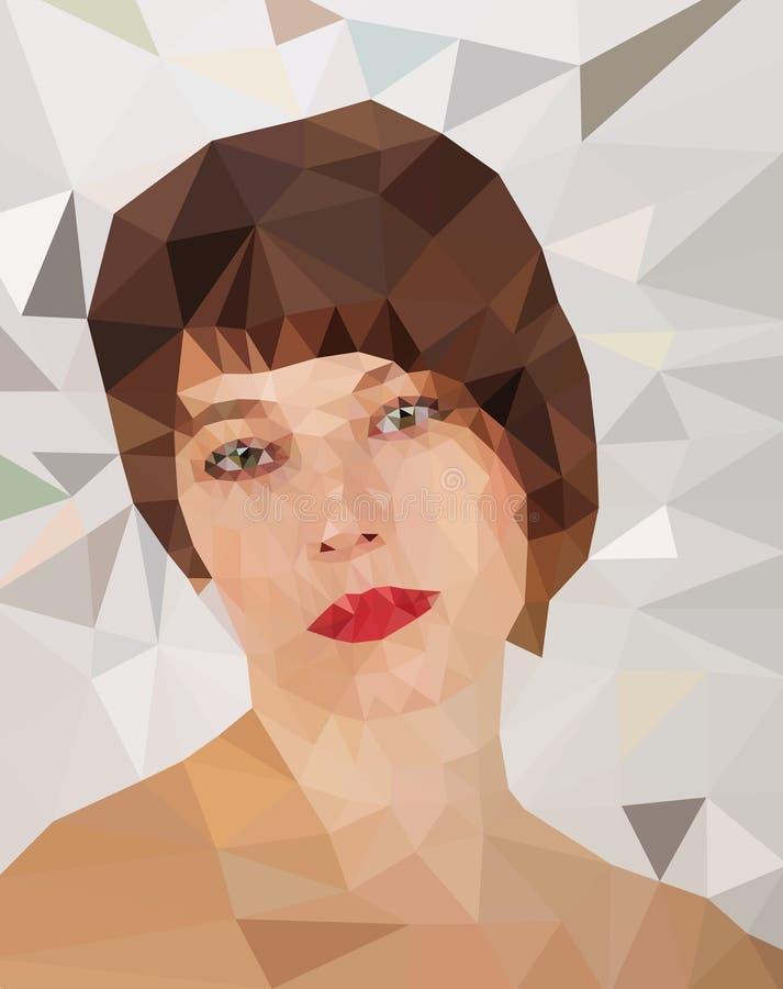 Portret zdjęcia stock
