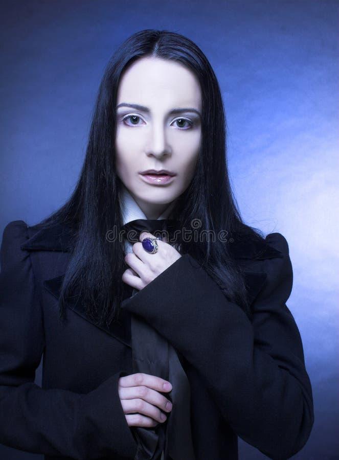 Portret stock afbeelding