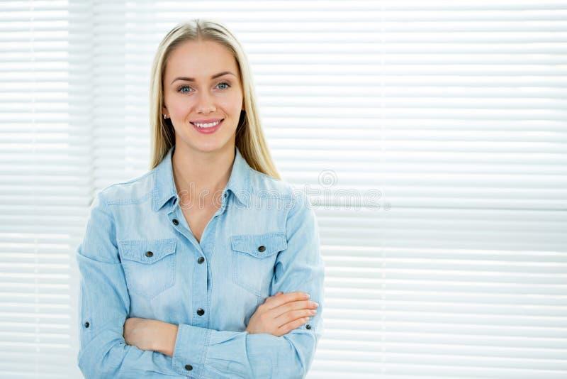 Portret biznesowa kobieta zdjęcia royalty free