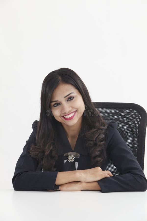 Portret Bizneswoman zdjęcie stock