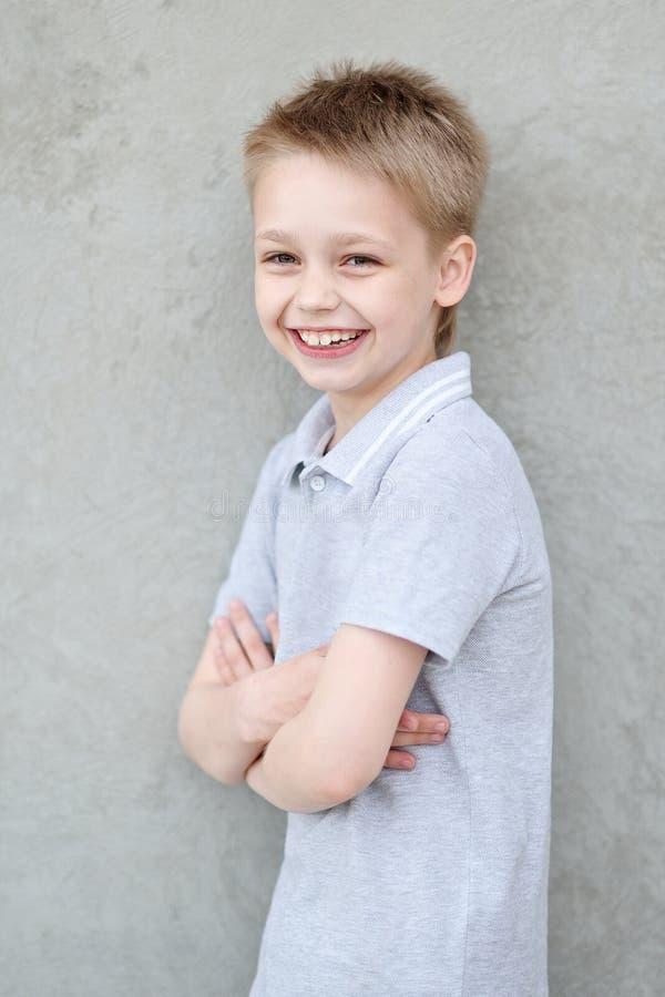 Portret chłopiec fotografia royalty free