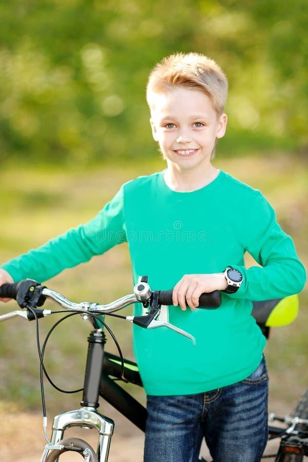 Portret chłopiec fotografia stock