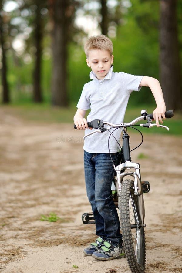 Portret chłopiec zdjęcie stock