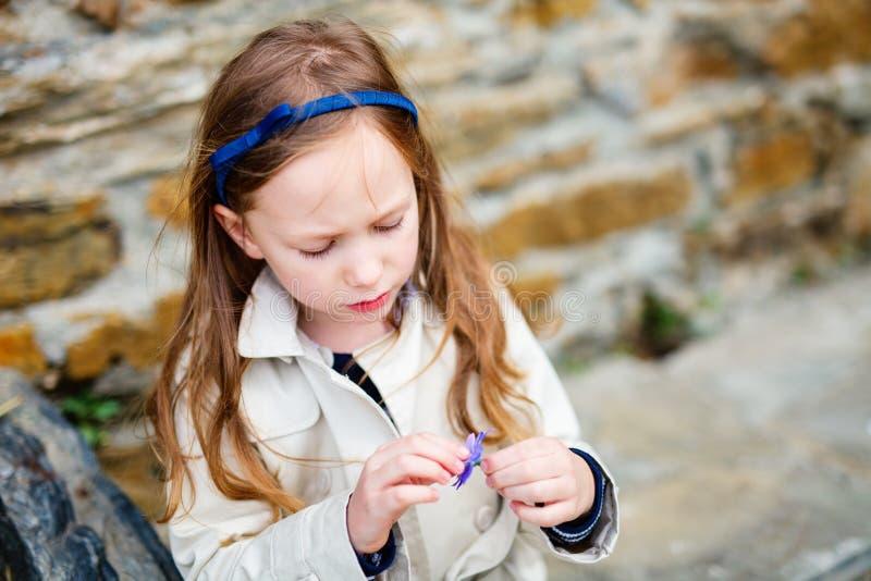 Portret dziewczynki obraz stock