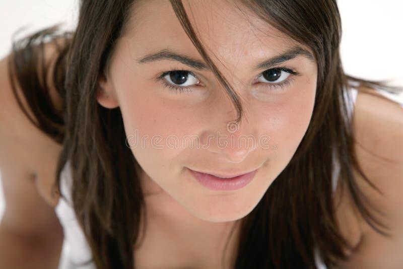 portret dziewczyny zdjęcia stock