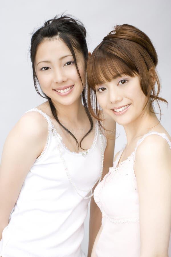 portret japońskie kobiety zdjęcia royalty free