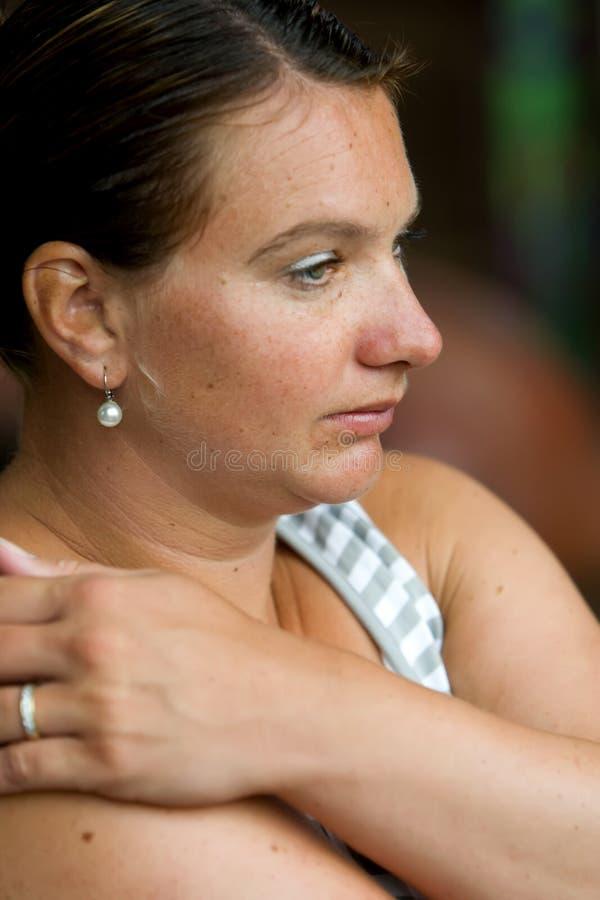 portret kobieta zdjęcie royalty free