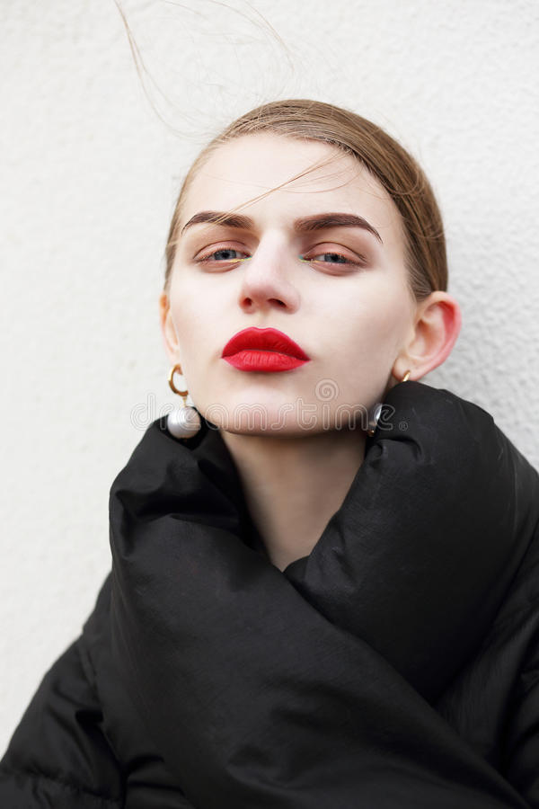 Portret kobieta zdjęcia stock