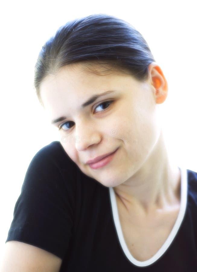 portret kobiety fotografia stock