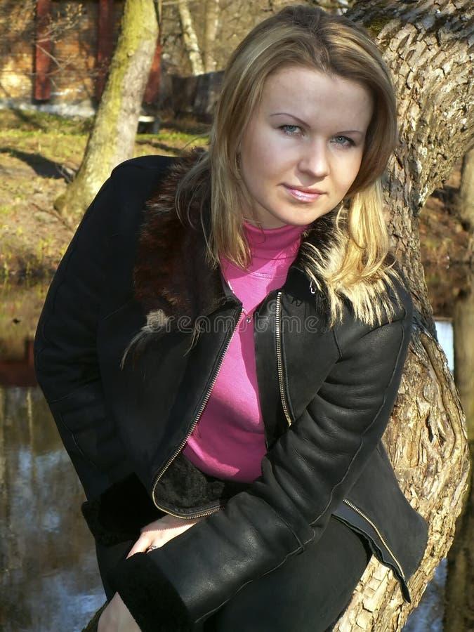 portret kobiety zdjęcia stock
