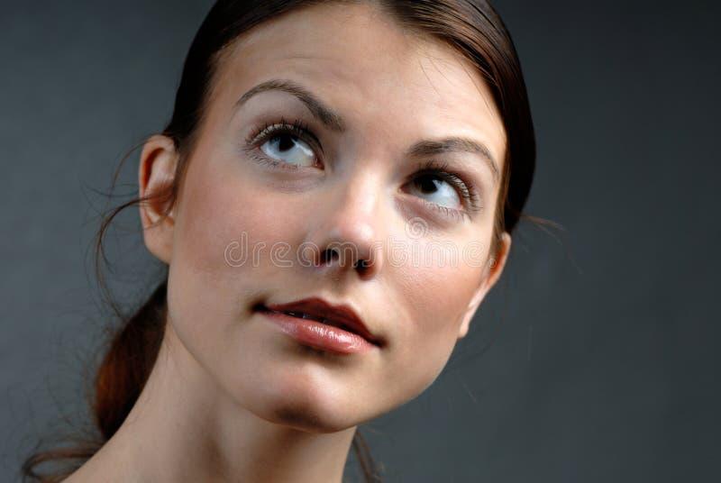 portret kobiety obrazy stock