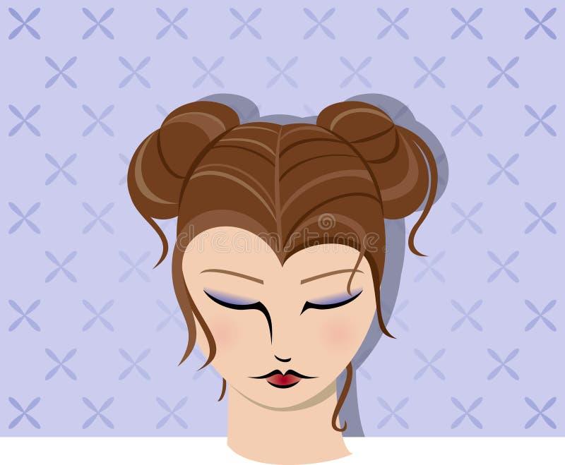 portret kobiety zdjęcia royalty free
