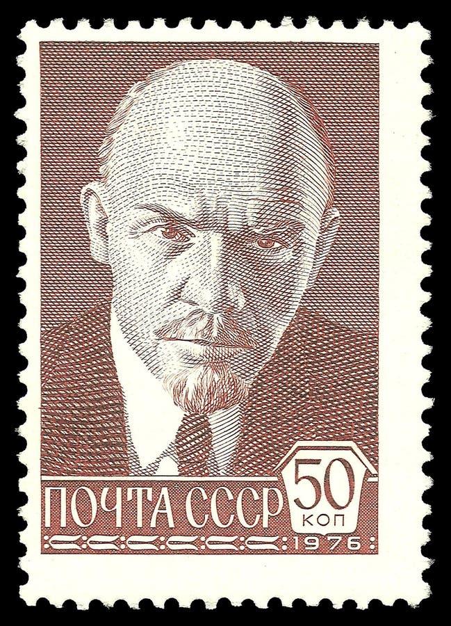 Portret Lenin zdjęcia stock