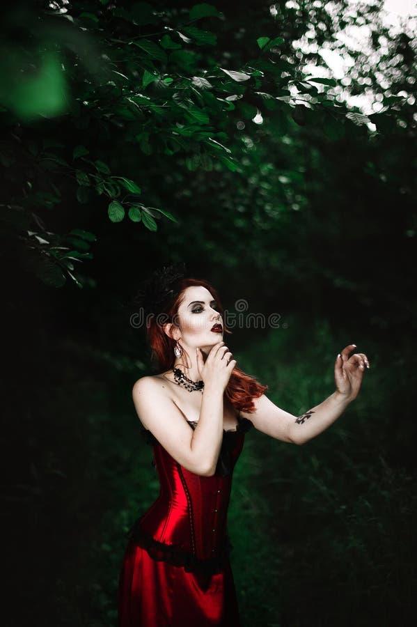Portret młoda brunnete kobieta fotografia stock