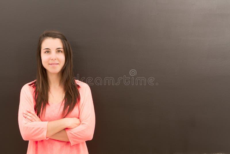 Portret nauczyciel zdjęcia royalty free