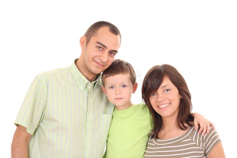 portret rodzinny obrazy stock