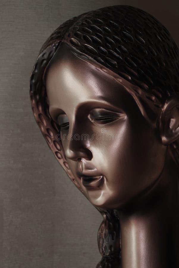 portret rzeźba zdjęcia royalty free