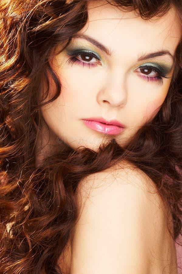 portret seksowna kobieta zdjęcia stock