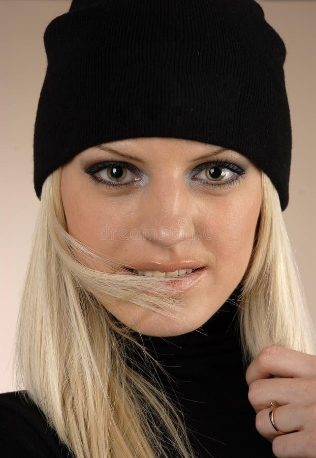 Download Portret smile stock image. Image of glamour, glamourfeminine - 10951941