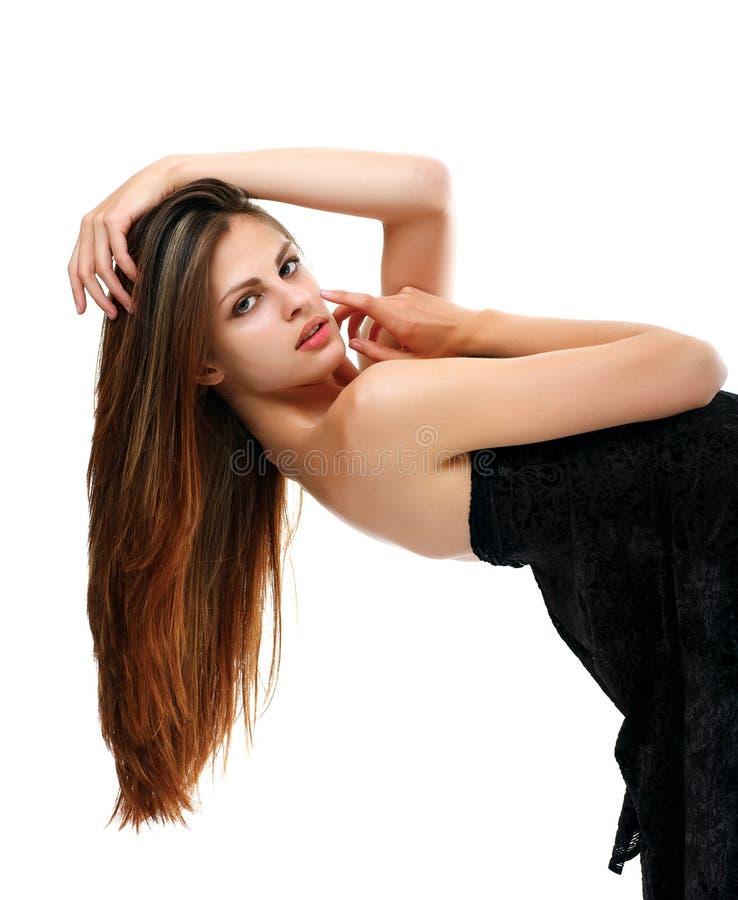 portret urocza kobieta fotografia royalty free