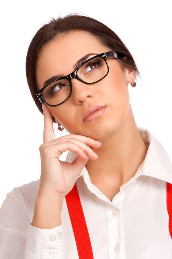 Download Portret van bedrijfsvrouw stock foto. Afbeelding bestaande uit zaken - 29513456