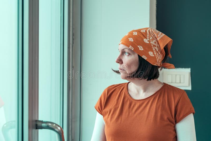 Portret van betrokken zelf - tewerkgestelde vrouwelijke timmerman royalty-vrije stock fotografie
