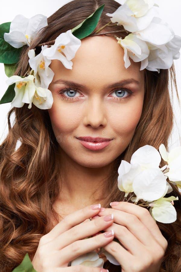 Portret van de lente stock fotografie