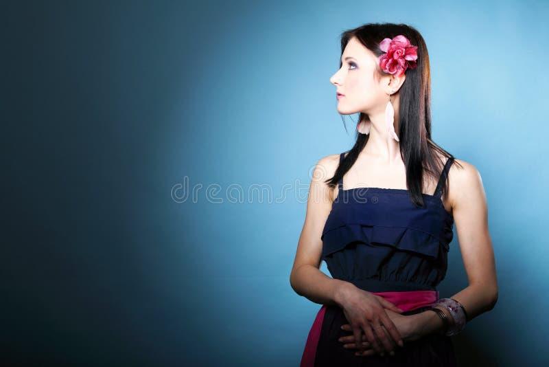 Download Portret Van De Zomermeisje. Vakantieconcept. Stock Afbeelding - Afbeelding bestaande uit levensstijlen, meisje: 39116087