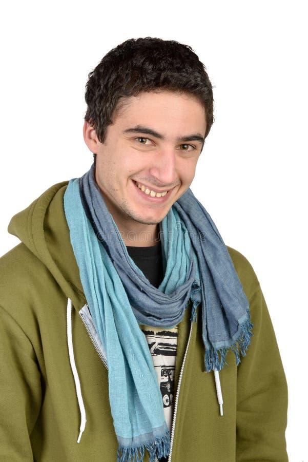 Portret van een jonge mens van 20 royalty-vrije stock fotografie