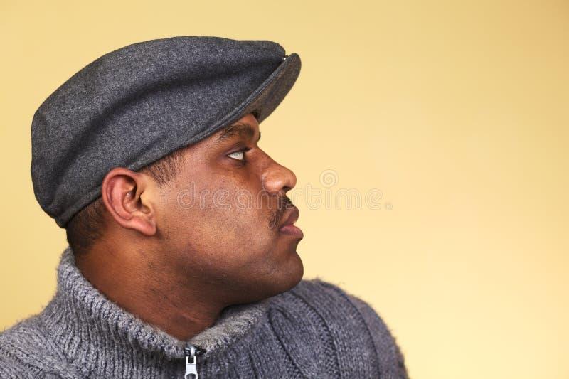 Portret van een Jonge Mens van Afrikaanse Afdaling royalty-vrije stock afbeeldingen