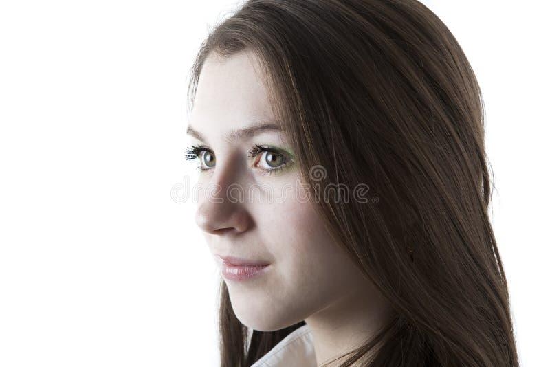 Download Portret van een meisje stock foto. Afbeelding bestaande uit gelijkenis - 39105726