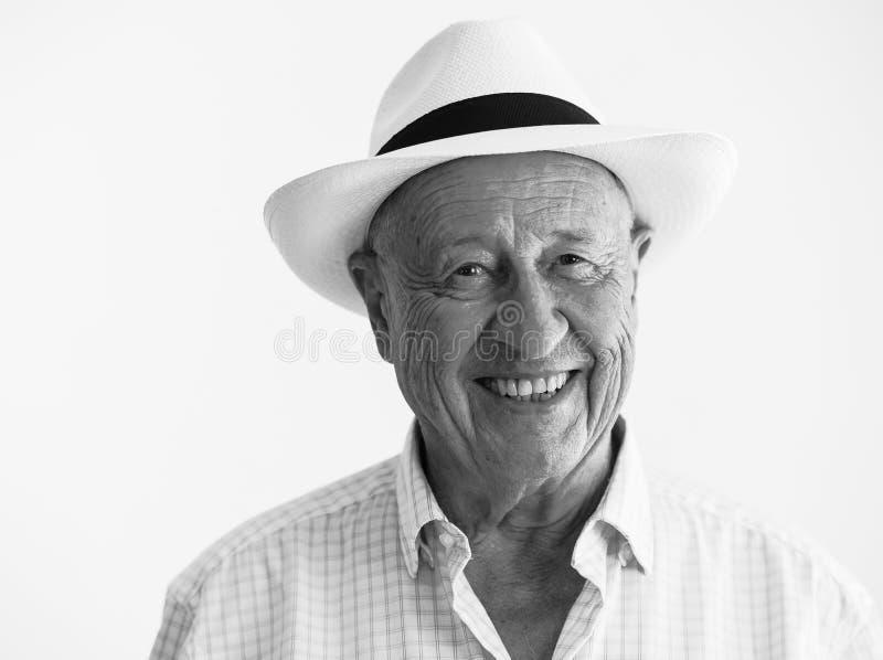 Portret van een mens stock foto
