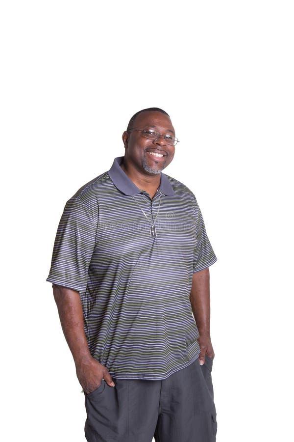 Portret van een ouder mannetje royalty-vrije stock fotografie