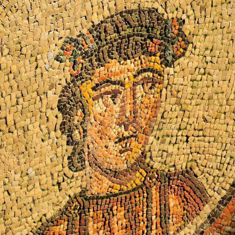 Portret van een Romein stock foto