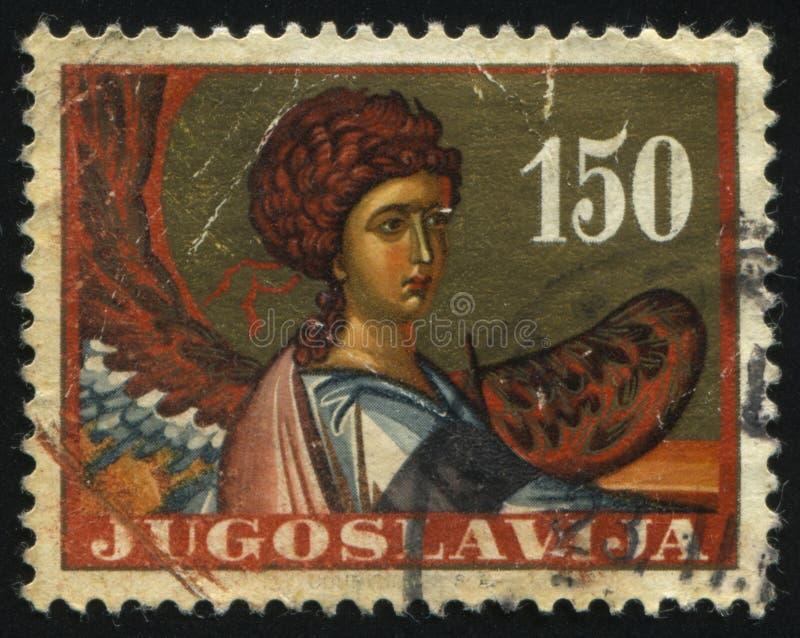 Portret van een vrouw royalty-vrije stock foto