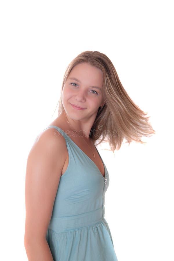 Portret van het meisje stock foto's