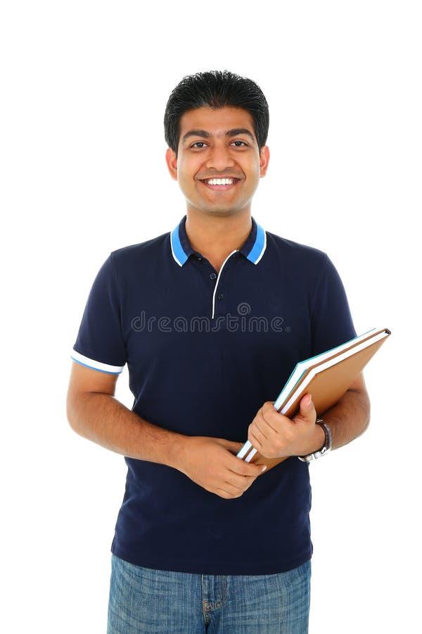 Portret van Indische Student royalty-vrije stock afbeelding