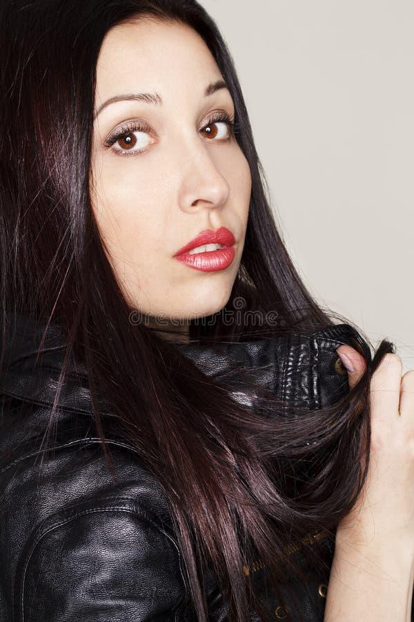 Download Portret Van Sexy Jonge Mooie Vrouw Stock Foto - Afbeelding bestaande uit mooi, sexy: 54077532