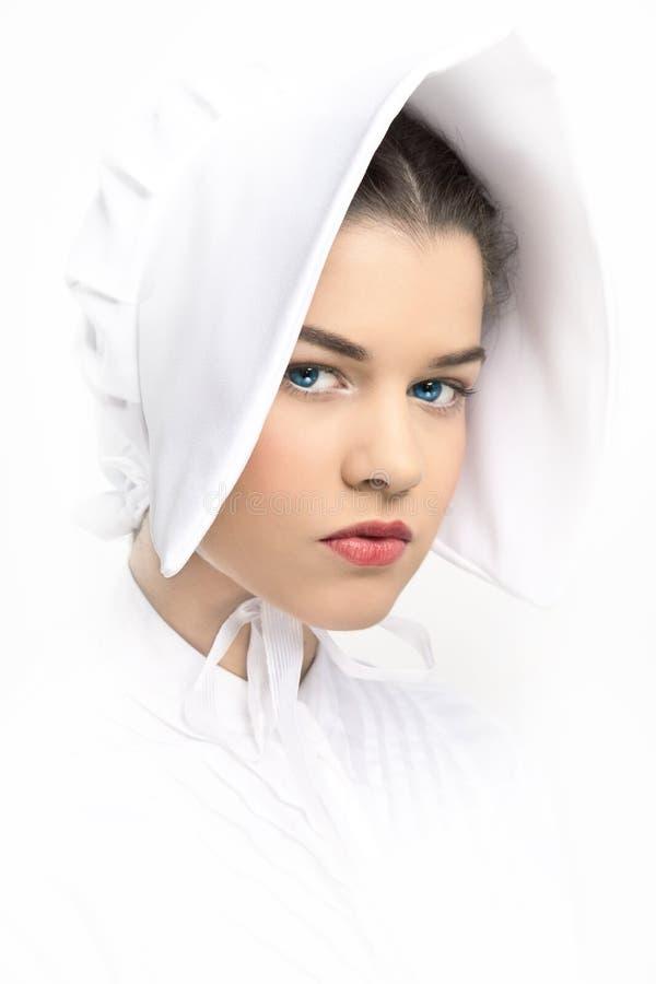 portreta rocznik obrazy royalty free