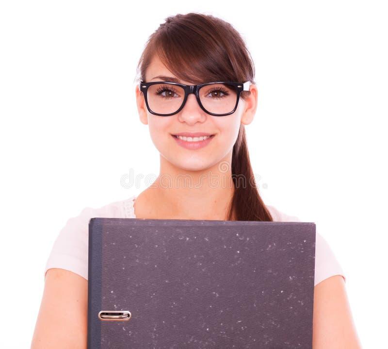 portreta uczeń zdjęcie stock