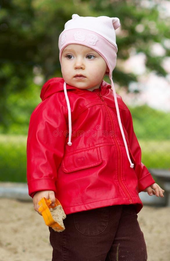 Portrit do bebê fotos de stock royalty free