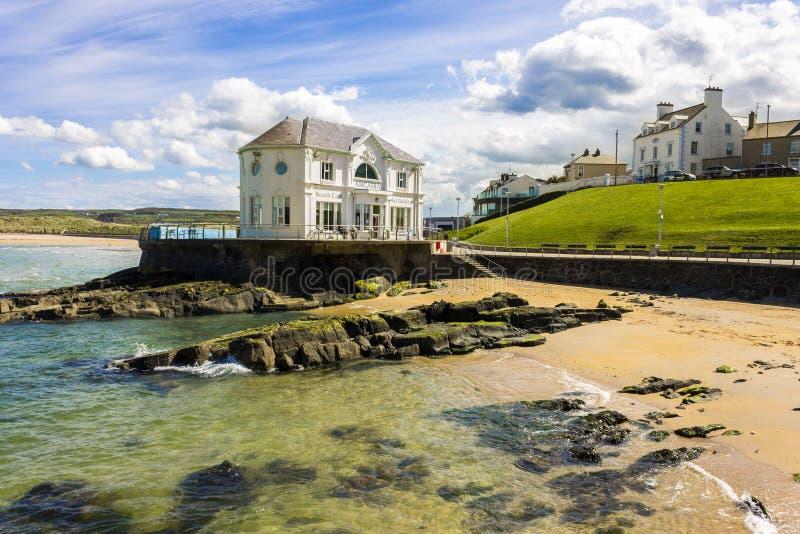 Portrush, Βόρεια Ιρλανδία στοκ φωτογραφία