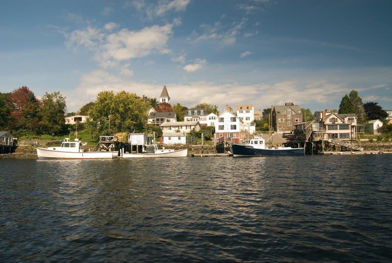 Portsmouth del New Hampshire immagine stock