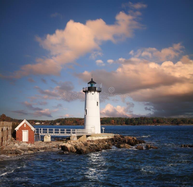 Free Portsmouth Harbor Light Stock Images - 18585404