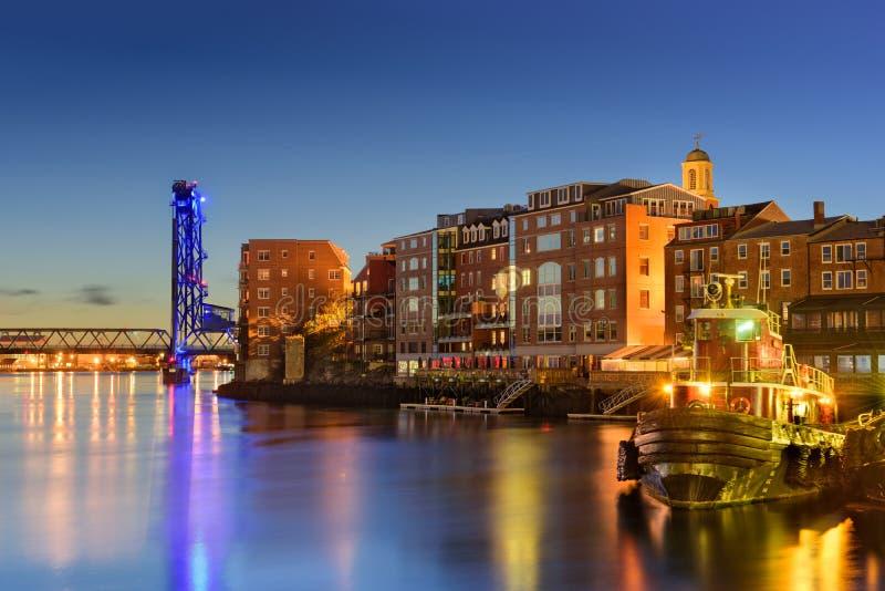 Portsmouth, New Hampshire stockbild