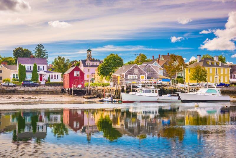Portsmouth, New Hampshire, de V.S. royalty-vrije stock afbeeldingen